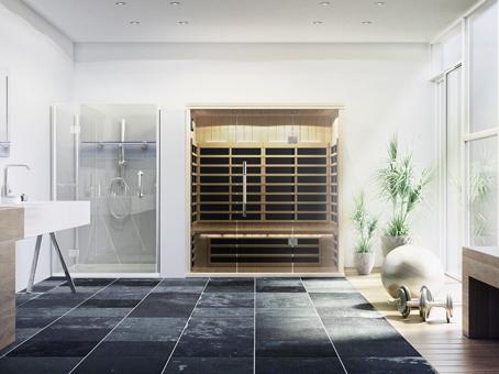 Finnleo Far-Infrared S830 Tranquility Sauna