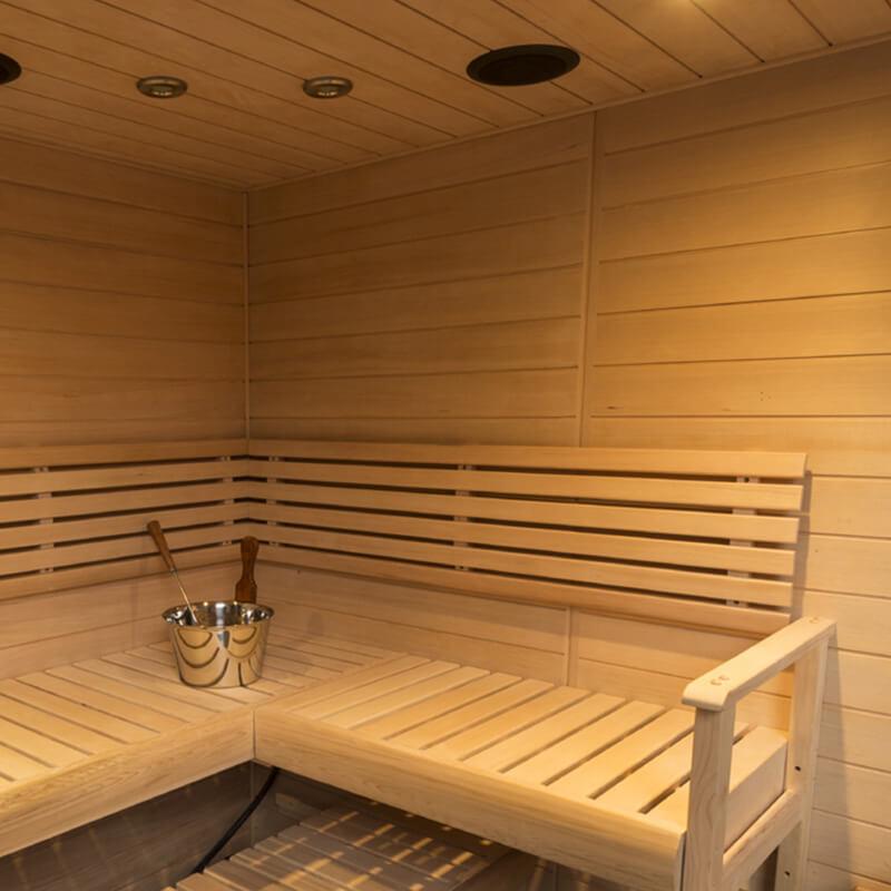 Finnleo Hallmark Sauna