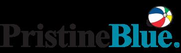 pristine blue logo