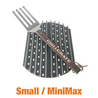 Grill Grate Small or MiniMax Big Green Egg