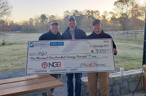 Georgia Spa Gives Back NG3