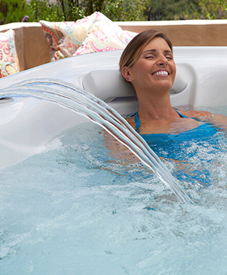 Hot Tub Services Family Image