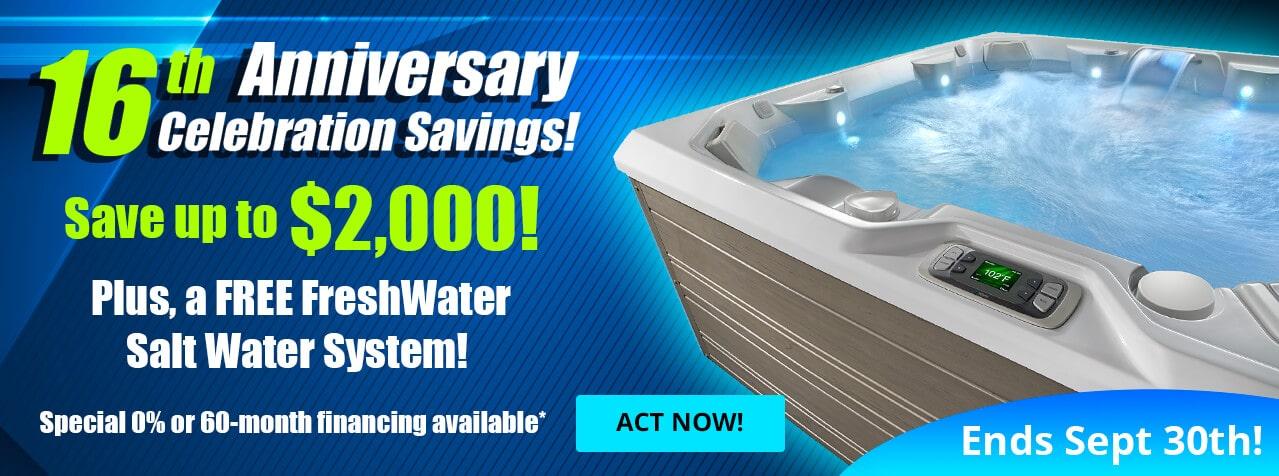 HotSpring Spas Hot Tub Sale
