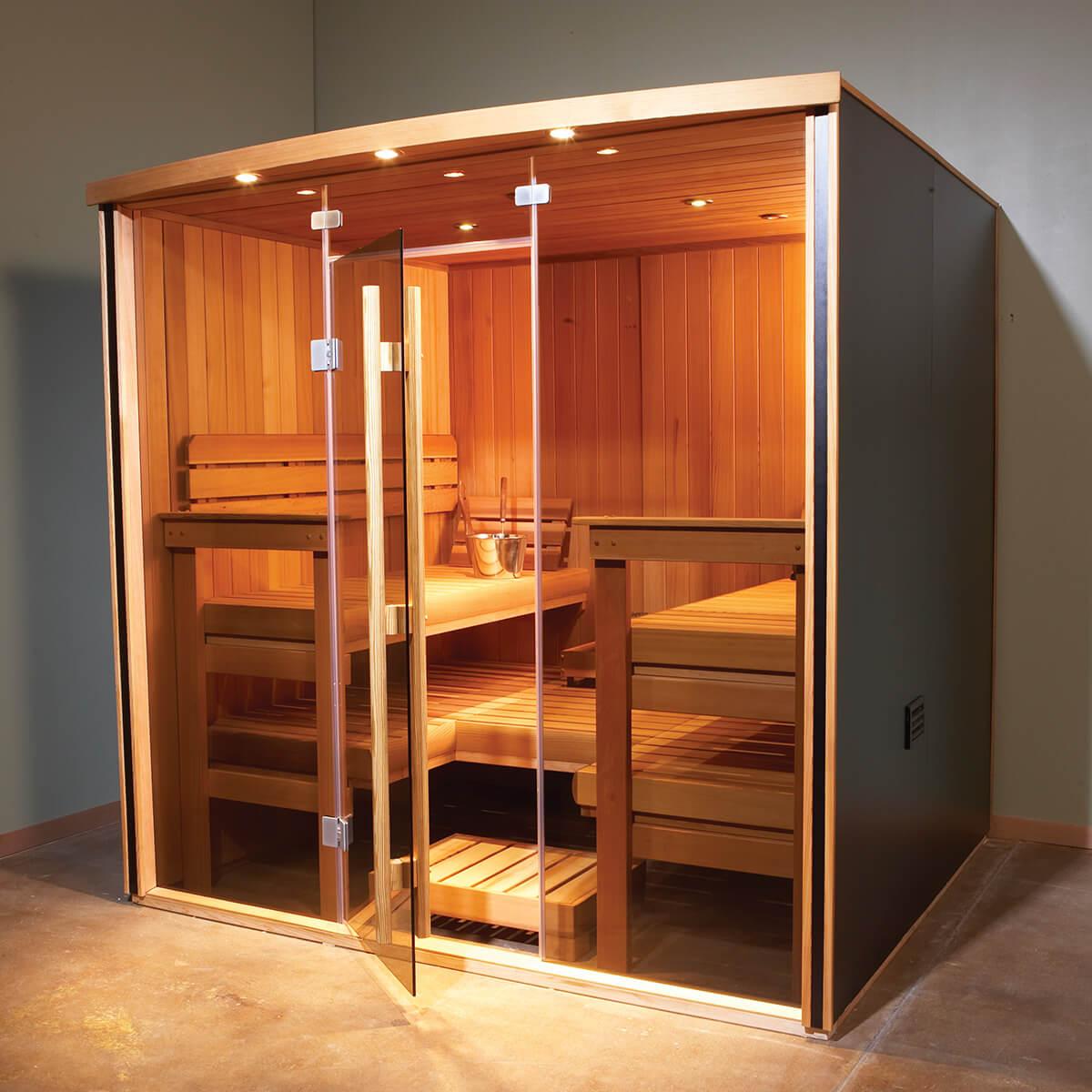 Why You Should Own a helo Sauna