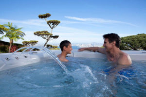 Luxury Pool and Spa Hot Spring Caldera tent sale