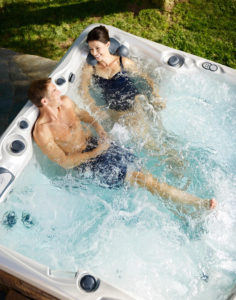 Tent Sale at Luxury Pool and Spa