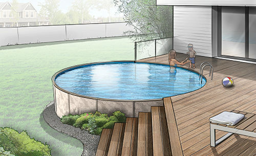 Optimum Pools Visual List Item Image