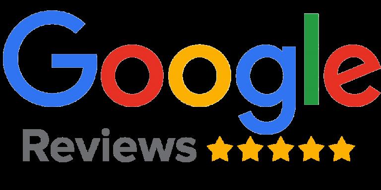 Google reviews logo for hot tubs in Charlottesville, VA