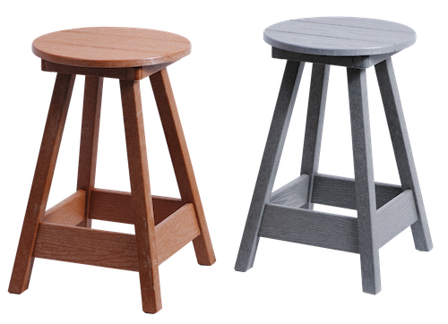 Hot tub stool accessories for surround