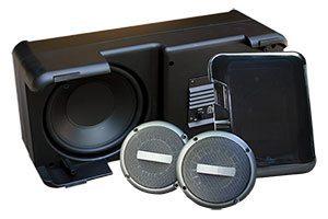 Bluetooth speakers for a Vita Spa