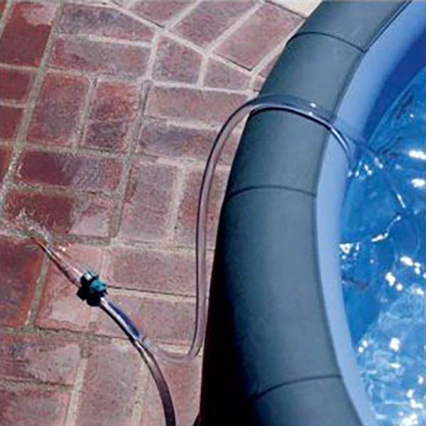 Essential siphon at Hot Tubs by Hot Spring