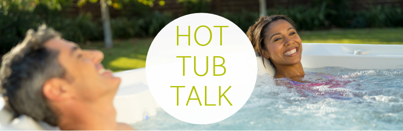 Hot Tub Talk – Is a Salt Water Hot Tub is right for you?