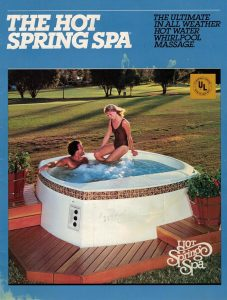 Throw back Hot Spring Spa Owners Manual