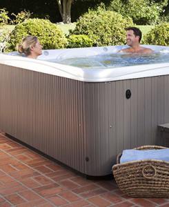 Hot Spot Rhythm Hot Tub