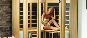 Saunas at Dealer X
