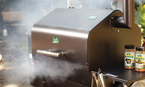 Green Mountain Grills Family Image