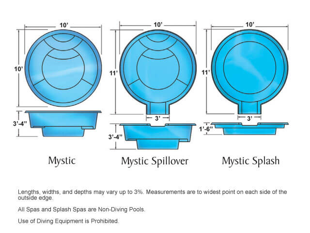 Viking Spas Mystic