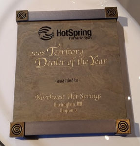 2008 Dealer of the Year
