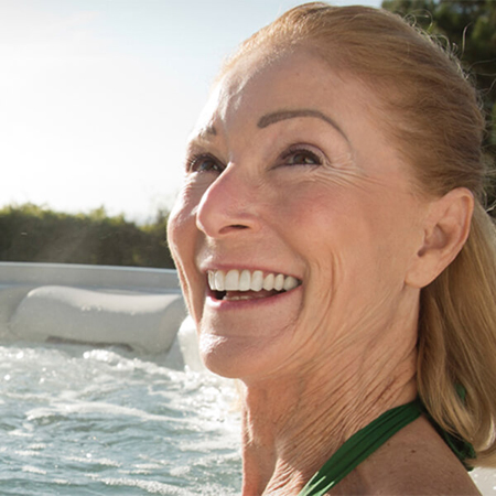 Benefits of a hot tub from Northwest Hot Spring