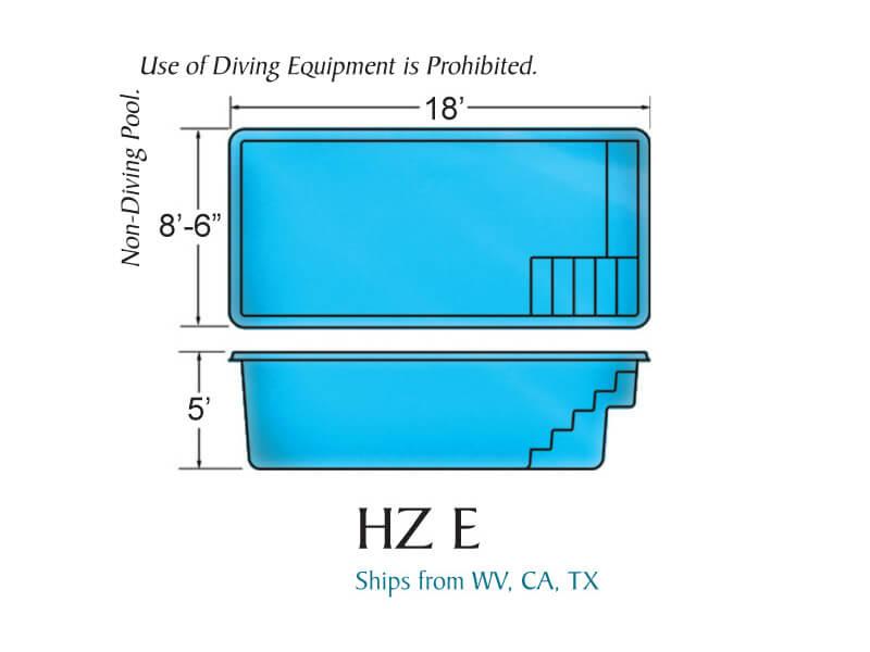 Viking Pool HZ E