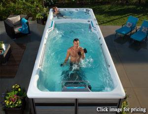Northwest Hot Springs - Innovation - Endless Pools E2000