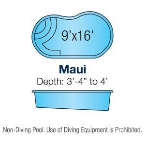Viking Pools Maui