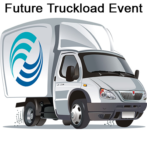 Future Truckload Reservation Event