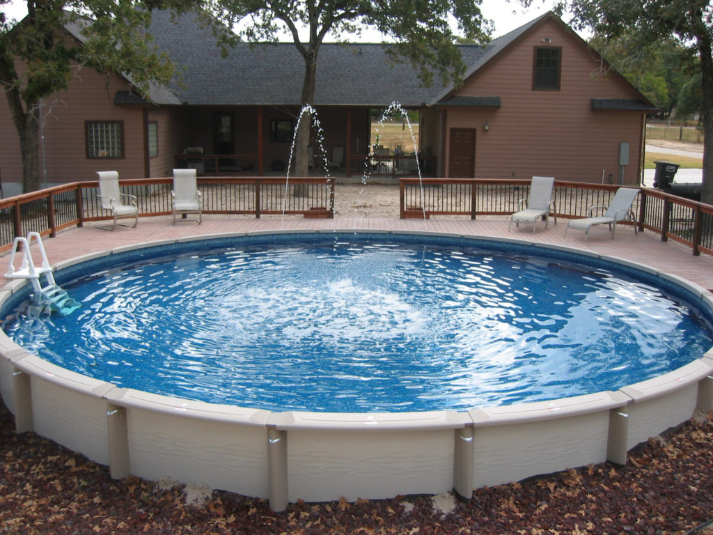 Swim Above Ground Pools Brochure - Pools Unlimited
